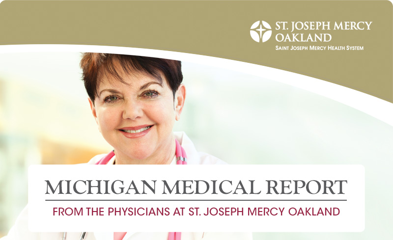 St. Joseph Mercy Oakland: Michigan Medical Report